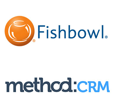 Fishbowl and Method CRM Logo