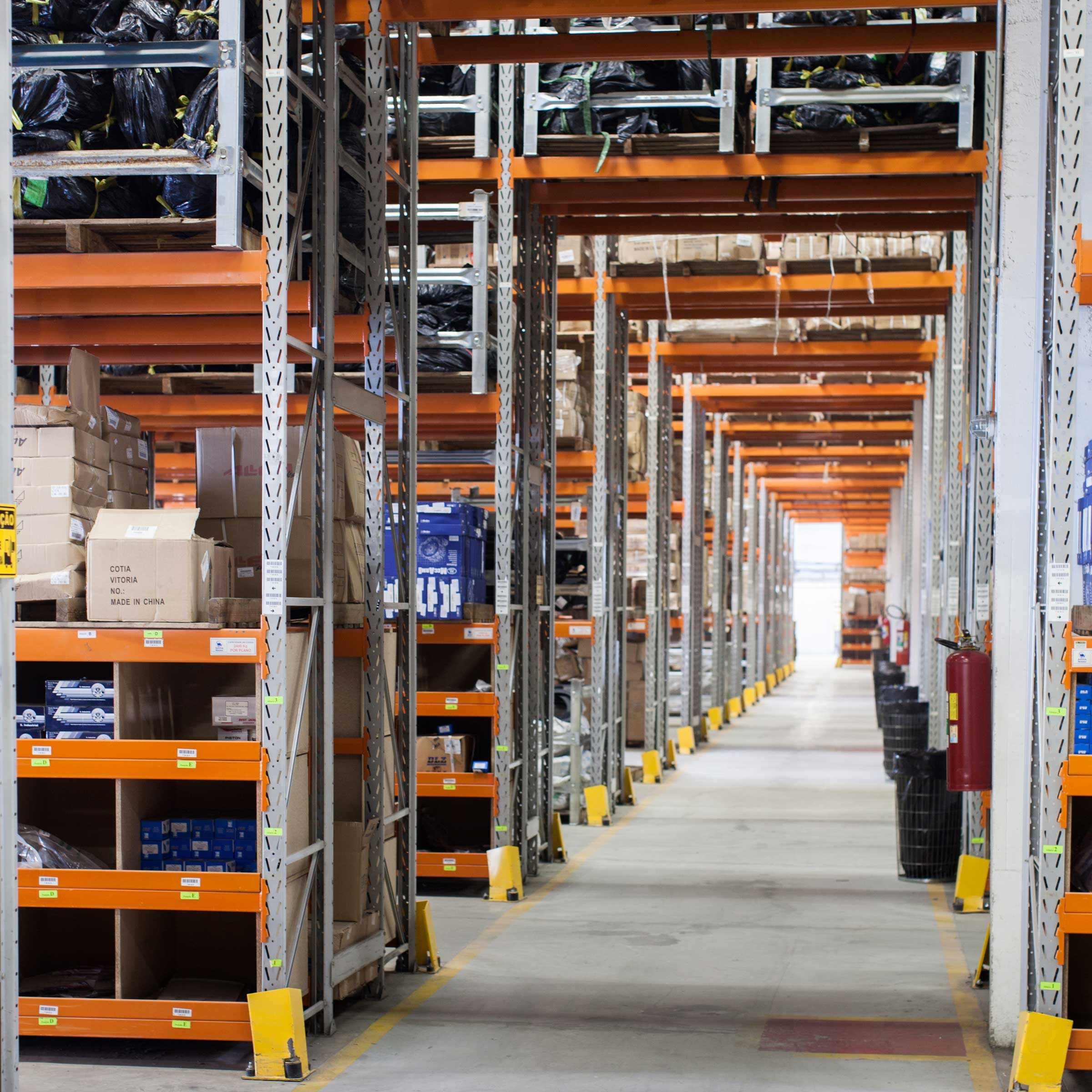 Be the Boss of Your Warehouse Supply Shipments